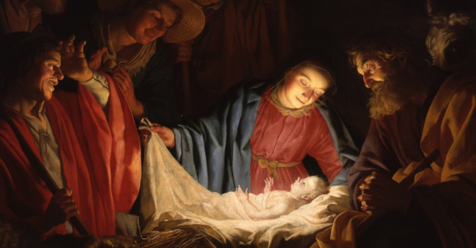 Nativity of Our Lord, Christmas Eve