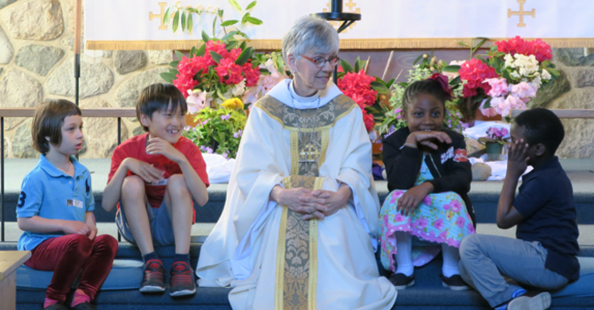 Mother's Day with Archbishop Melissa image