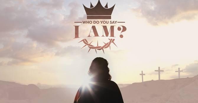 Jesus & Bartimaeus (Who do you say I am? #2)