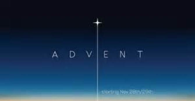 Advent Reflections image