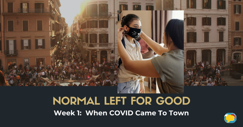 Normal Left For Good Week One