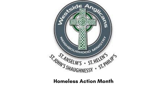 Homeless Action Month  image