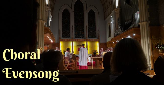St John the Divine: Choral Evensong