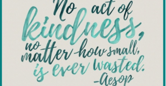 Love as a Way of Life through Kindness (S)