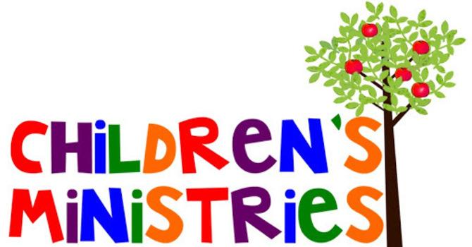 Children's Ministry Zoom