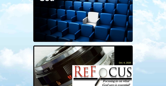 ReFocus 04 - Worship
