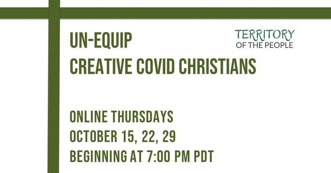 Un-Equip - Creative COVID Christians image