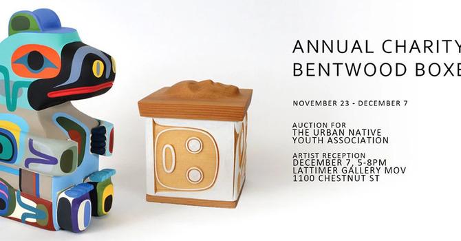 Bentwood Box Auction image