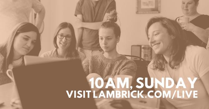 Sunday Service Watch Party!  image