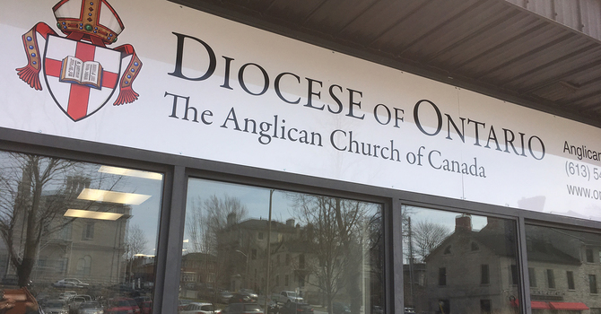 Synod office open for business image