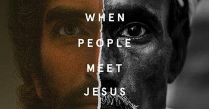 Meeting Jesus In Our Shame