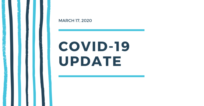 COVID-19 Update (March 17) image