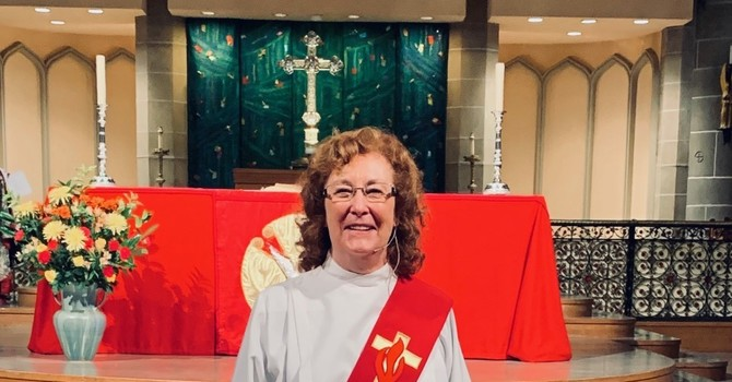 New Deacon Ordained in the Diocese of British Columbia image