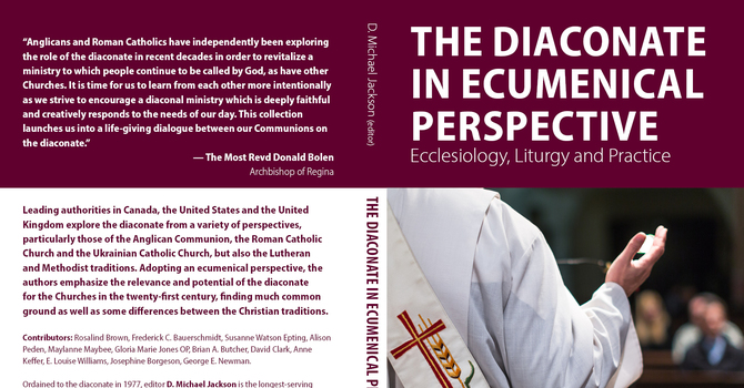 New Book on the Diaconate
