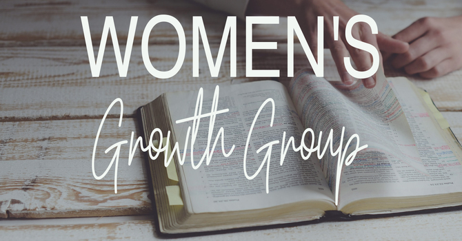 WOMEN'S GROWTH GROUP image