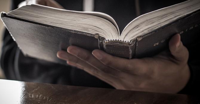 Saturday Evening Bible Study