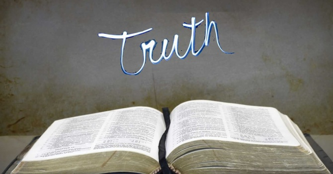 Steadfast in our Commitment to the Truth