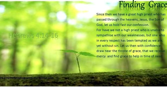 Our Merciful & Faithful High Priest