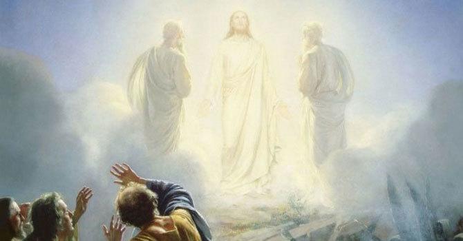 Mark 9: 2-9 and Exodus 24:12-18 image