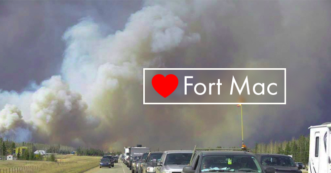 Fort McMurray Prayer image