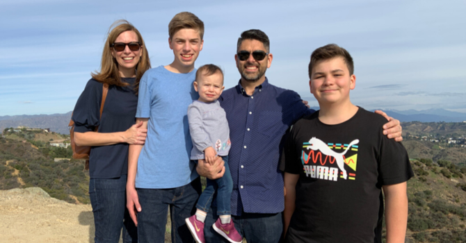 Mission Update - The Hiebert Family image