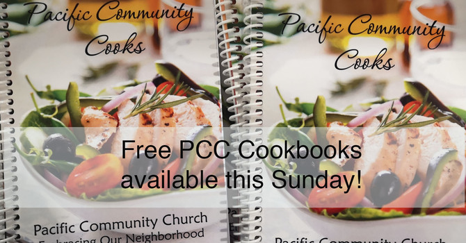 FREE PCC Cookbooks image