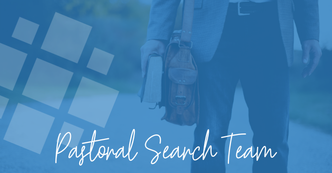 Pastoral Search Team image
