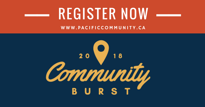 Community Bursts at Pacific image