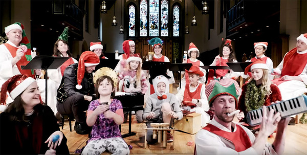 A great Christmas Video by Ben Dobyns.