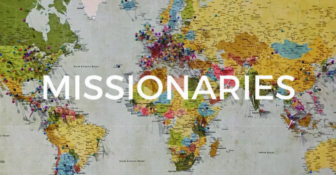 October Missionary Updates image