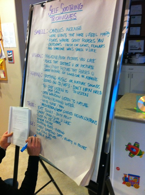 'Creating Calm': child and youth anxiety group