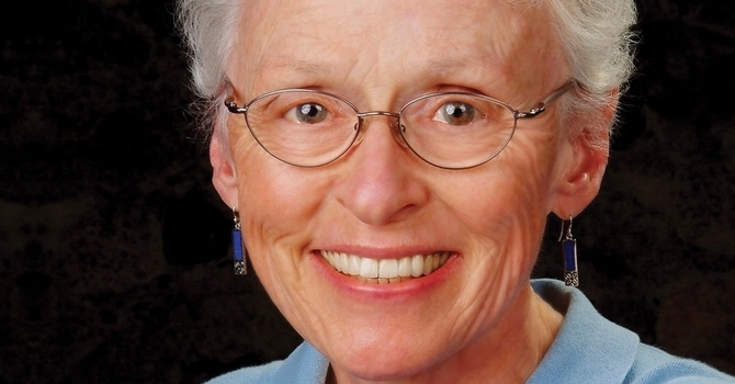 VST mourns the loss of Dr. Sallie McFague image