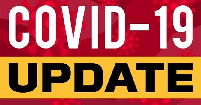 Covid-19 Update! image