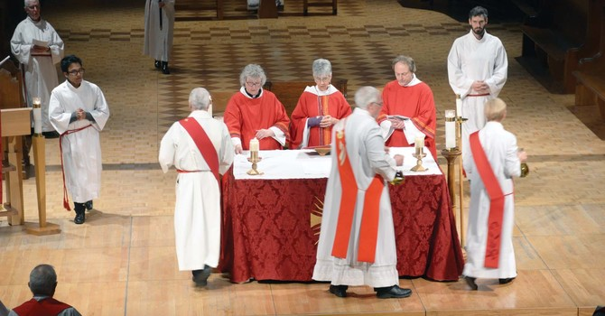 Chrism Mass 2016 image