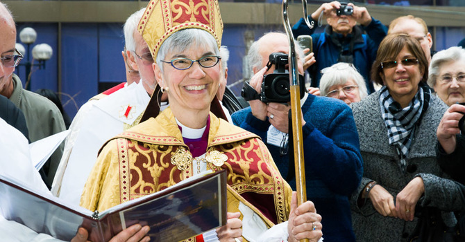 Archbishop Skelton's Fifth Anniversary Video Message image