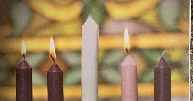 Third Sunday of Advent December 15, 2019 image