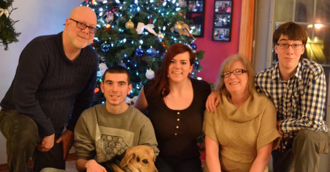 Davenport's Christmas Newsletter 2014 image