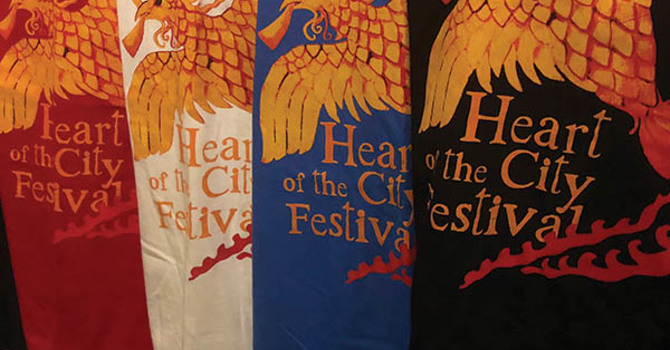 Heart of the City Festival - St. James' Style