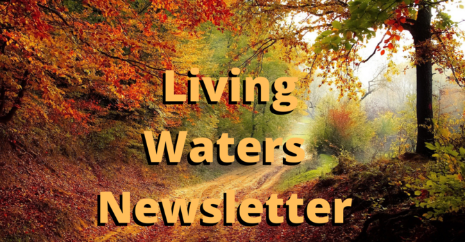October Living Waters image