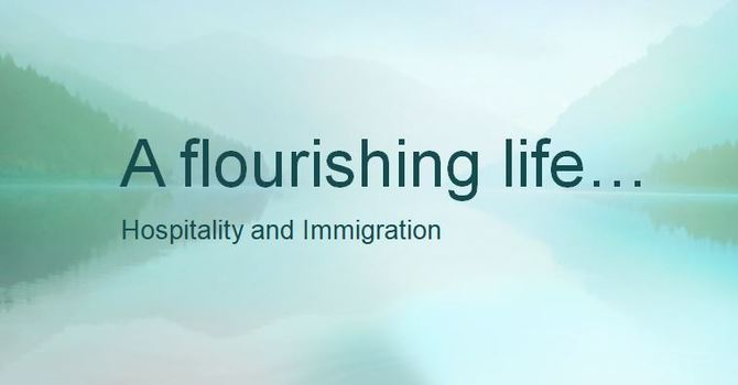 Hospitality and Immigration