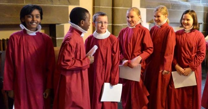 Cathedral Offers Free Comprehensive Music Education to Children  image