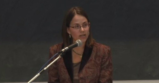 UVic CSRS  Releases Deanna Thompson  JAH Lecture Video image