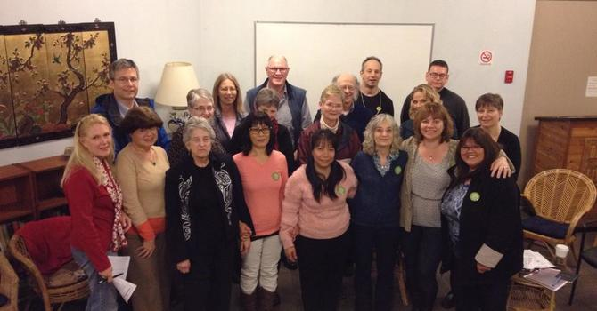 North Shore churches meet with Inglewood care home employees image