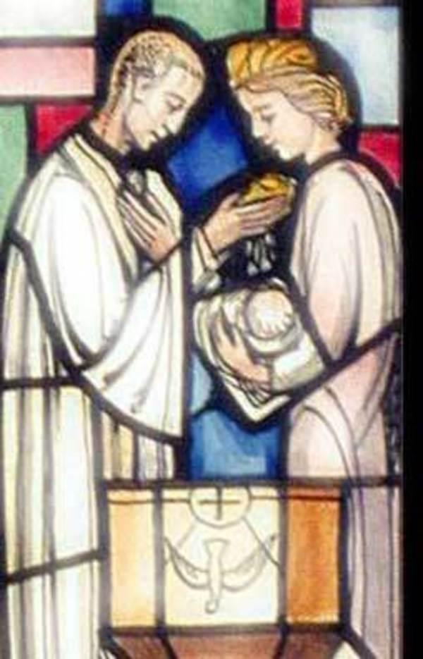 January 13: Baptism