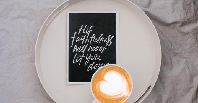 Having Focused Faith!