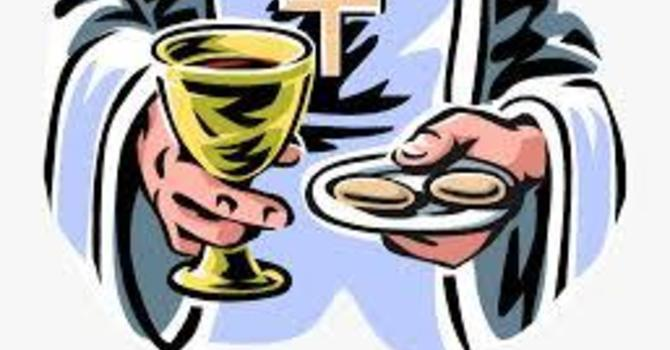 Communion: What Shall We Do Now? image