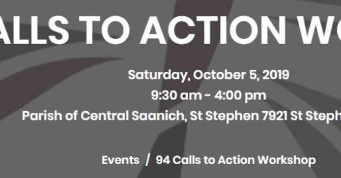 94 Calls To Action Workshop