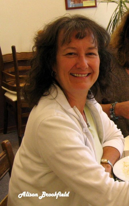 Sermon By Alison Brookfield
