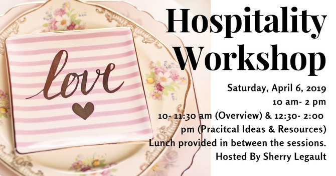 Hospitality Workshop