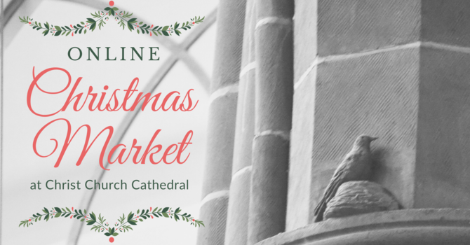 Annual Christmas Market goes Online! image